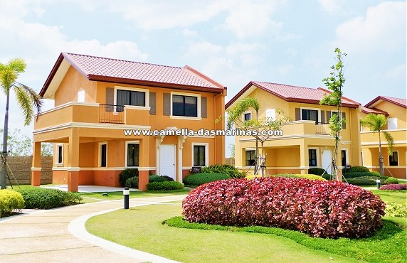 Camella Dasmarinas House and Lot for Sale in Dasmarinas City Philippines
