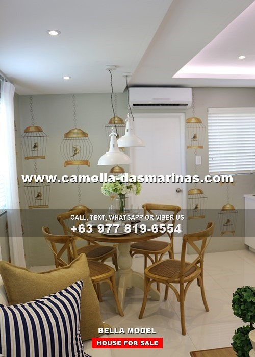 Bella House for Sale in Dasmarinas, Cavite