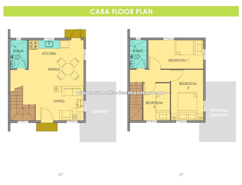 Cara  House for Sale in Dasmarinas City
