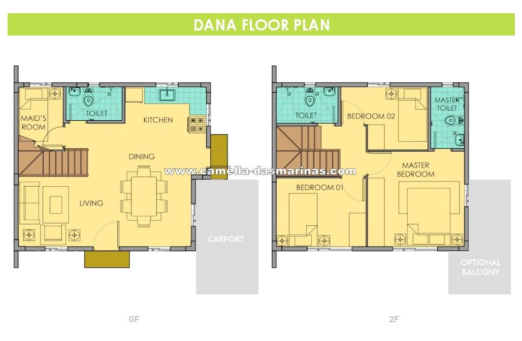 Dana  House for Sale in Dasmarinas City