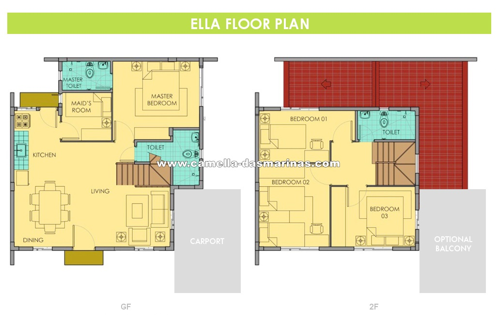 Ella  House for Sale in Dasmarinas City