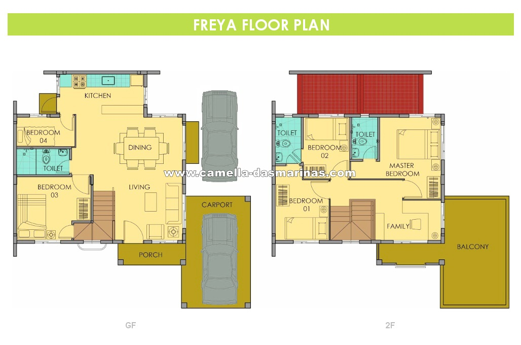 Freya  House for Sale in Dasmarinas City