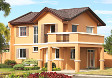 Freya House Model, House and Lot for Sale in Dasmarinas Philippines