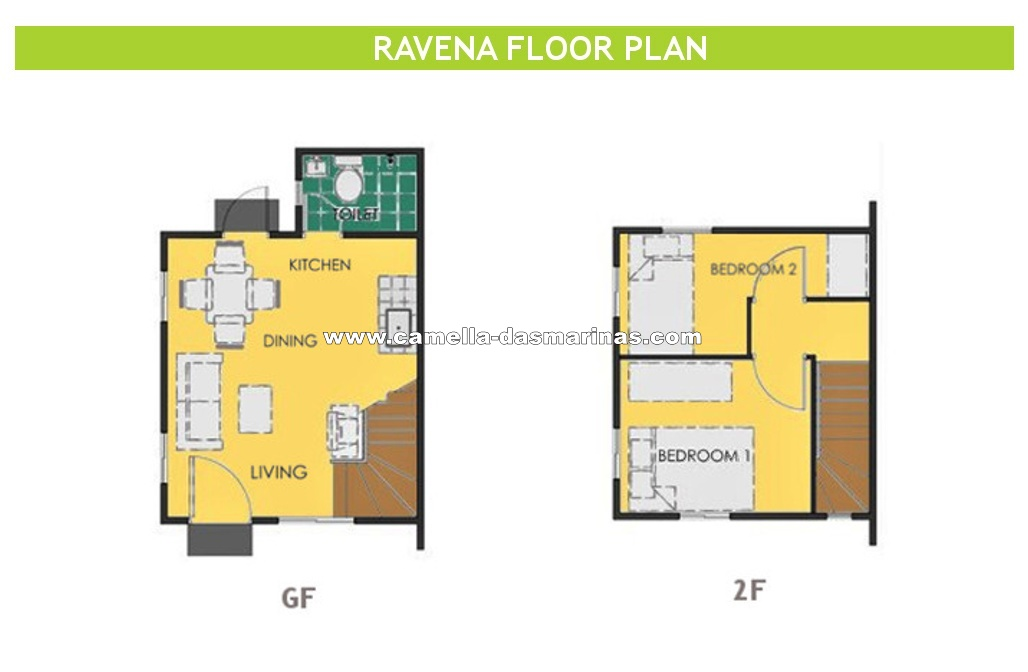 Ravena  House for Sale in Dasmarinas City