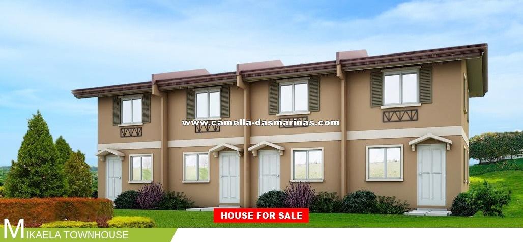 Mikaela House for Sale in Dasmarinas