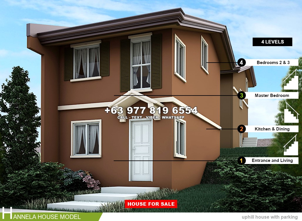 Hannela House for Sale in Dasmarinas