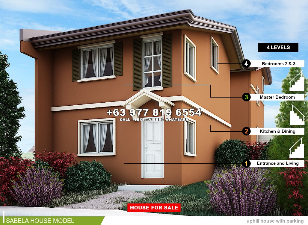 Isabela House for Sale in Dasmarinas