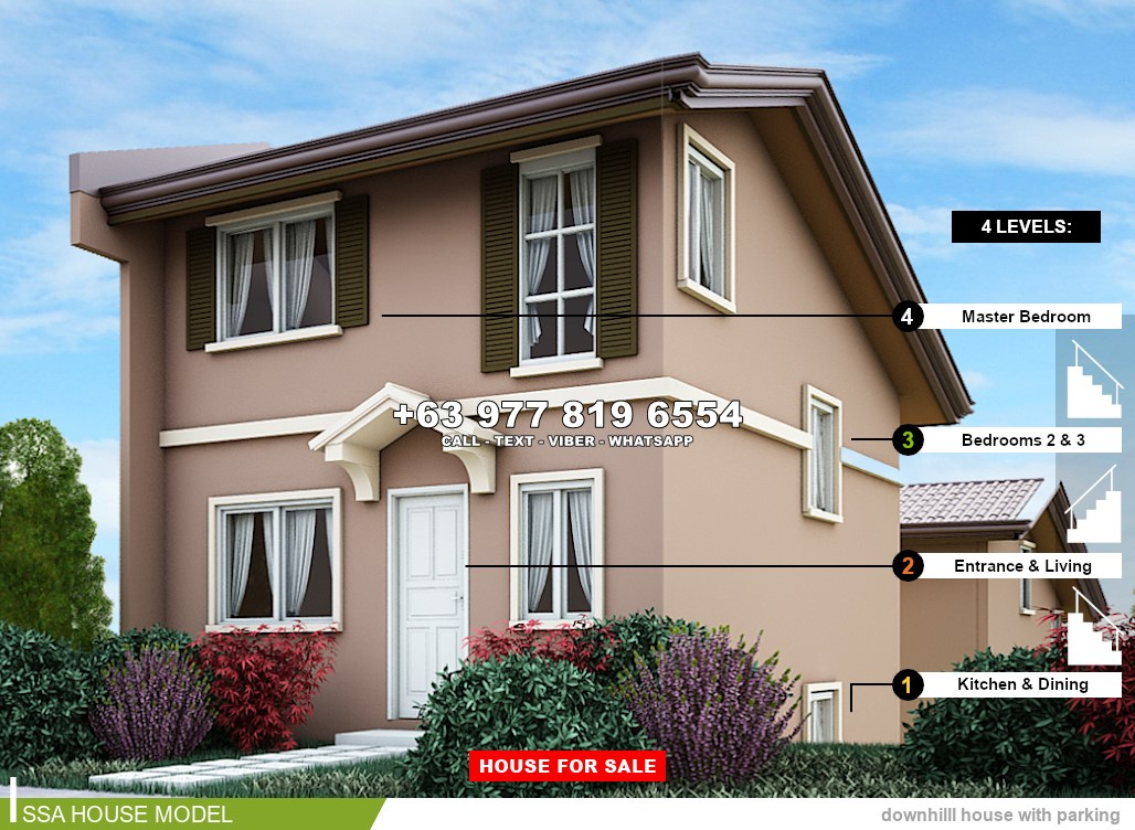 Issa House for Sale in Dasmarinas