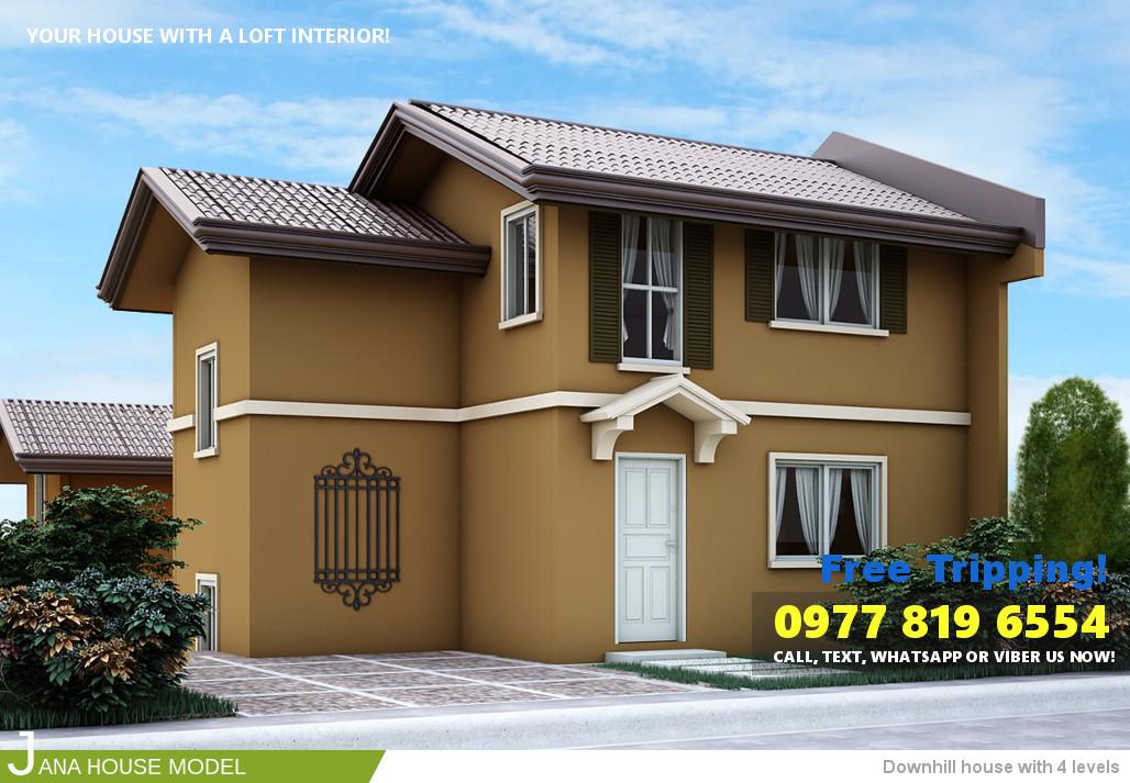 Janna House for Sale in Dasmarinas