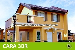 Cara House and Lot for Sale in Dasmarinas Philippines