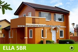 Ella House and Lot for Sale in Dasmarinas Philippines
