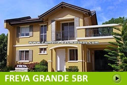 Freya House and Lot for Sale in Dasmarinas Philippines
