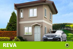 Reva House and Lot for Sale in Dasmarinas Philippines