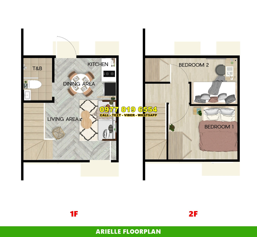 Arielle  House for Sale in Dasmarinas City