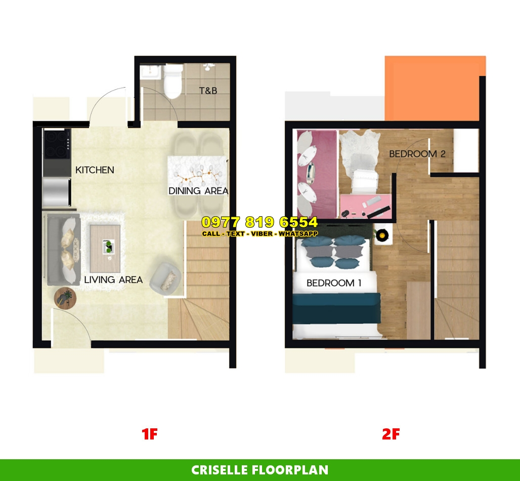 Criselle  House for Sale in Dasmarinas City