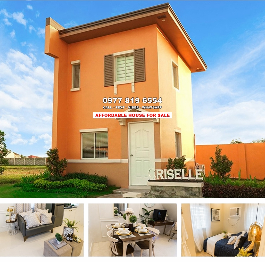 Criselle House for Sale in Dasmarinas