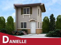 Danielle House and Lot for Sale in Dasmarinas Philippines
