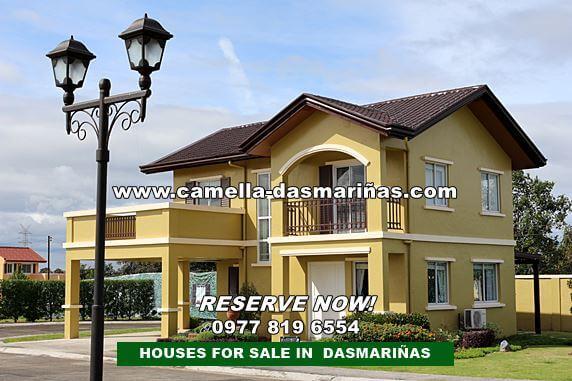 News regarding Camella Dasmarinas.
