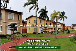 Camella Dasmarinas News